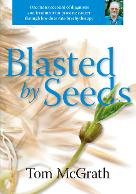 Blasted by Seeds bookseller flyer